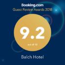 Accommodations, Historic Balch Hotel