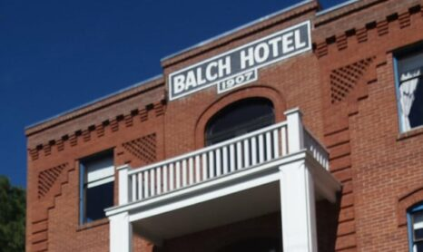 About, Historic Balch Hotel