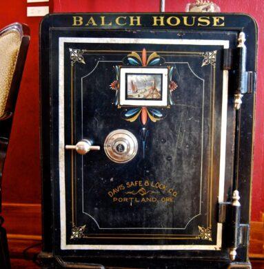 Original safe