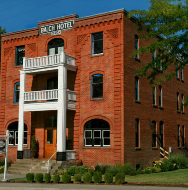 Home, Historic Balch Hotel