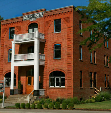 Home, Historic Balch Hotel