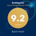 Contact, Historic Balch Hotel