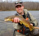 Brown Trout, Maupin OR