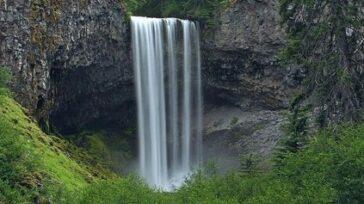 Tamanawas Falls, Mt Hood OR
