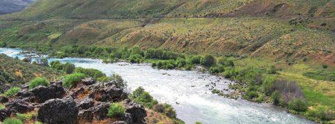 Deschutes River, Maupin OR