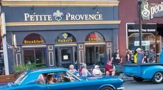 Wine & Dine, Historic Balch Hotel