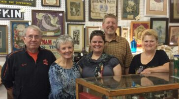 Red Wagon Antiques, The Dalles OR