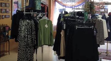 Willow and Bark Boutique, downtown The Dalles, OR