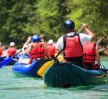 White water rafting, Deschutes River