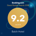 Terms & Privacy, Historic Balch Hotel