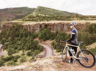 Cycling, Rowena Crest, The Dalles, OR