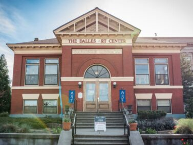The Dalles Art Center, The Dalles OR