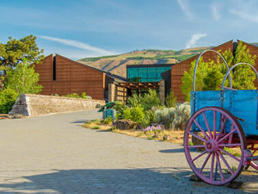The Discovery Center, The Dalles, OR